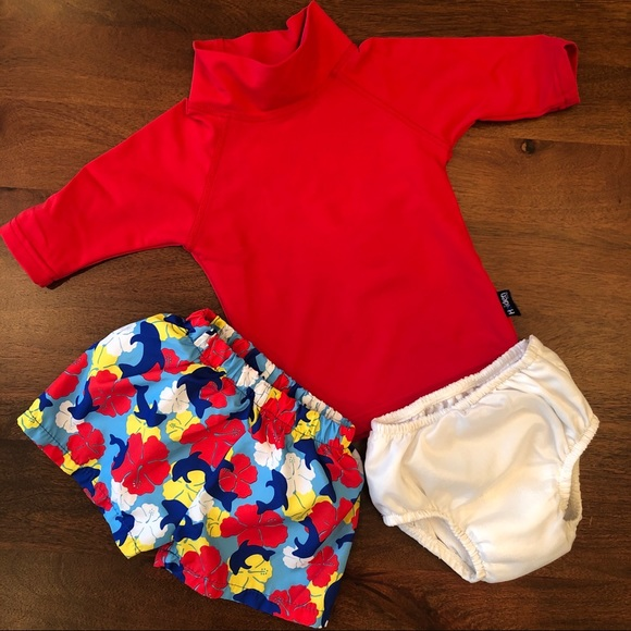 I Play Other - Unisex - iPlay and other baby swim